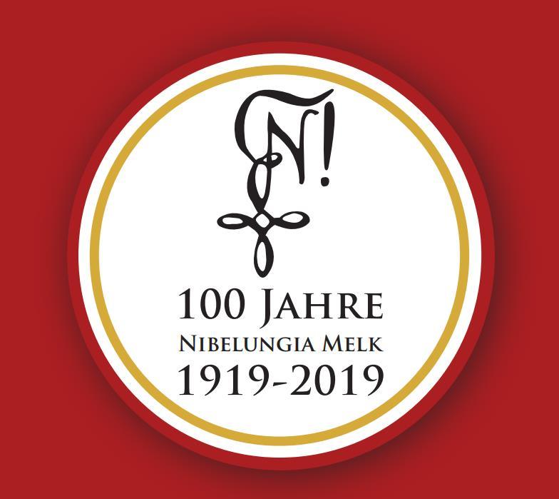 100. Stiftungsfest Flyer